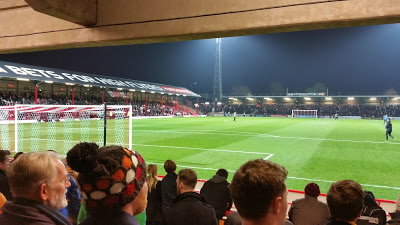 One Terrace, Two Hooligans And Three Points – Brentford 0 – Hull City 2