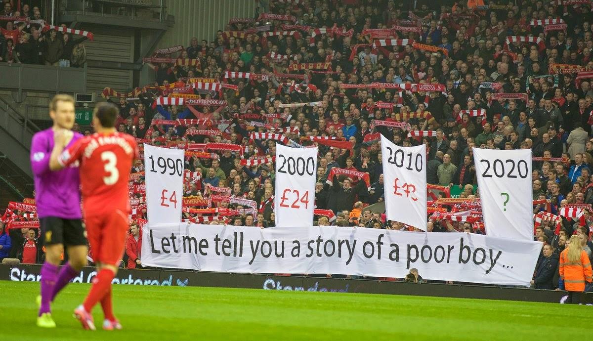 Should The Premier League Regulate Ticket Prices?