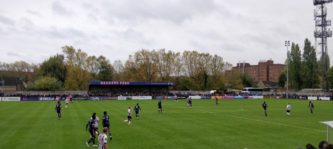 Watching Non-League Football – Dulwich Hamlet